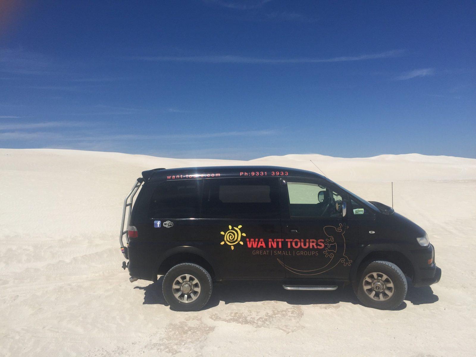 WA NT Tours, Willagee, Western Australia