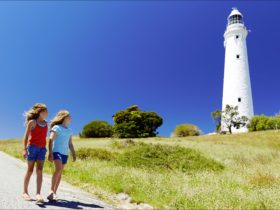 Wadjemup Lighthouse , Rottnest Island, Western Australia