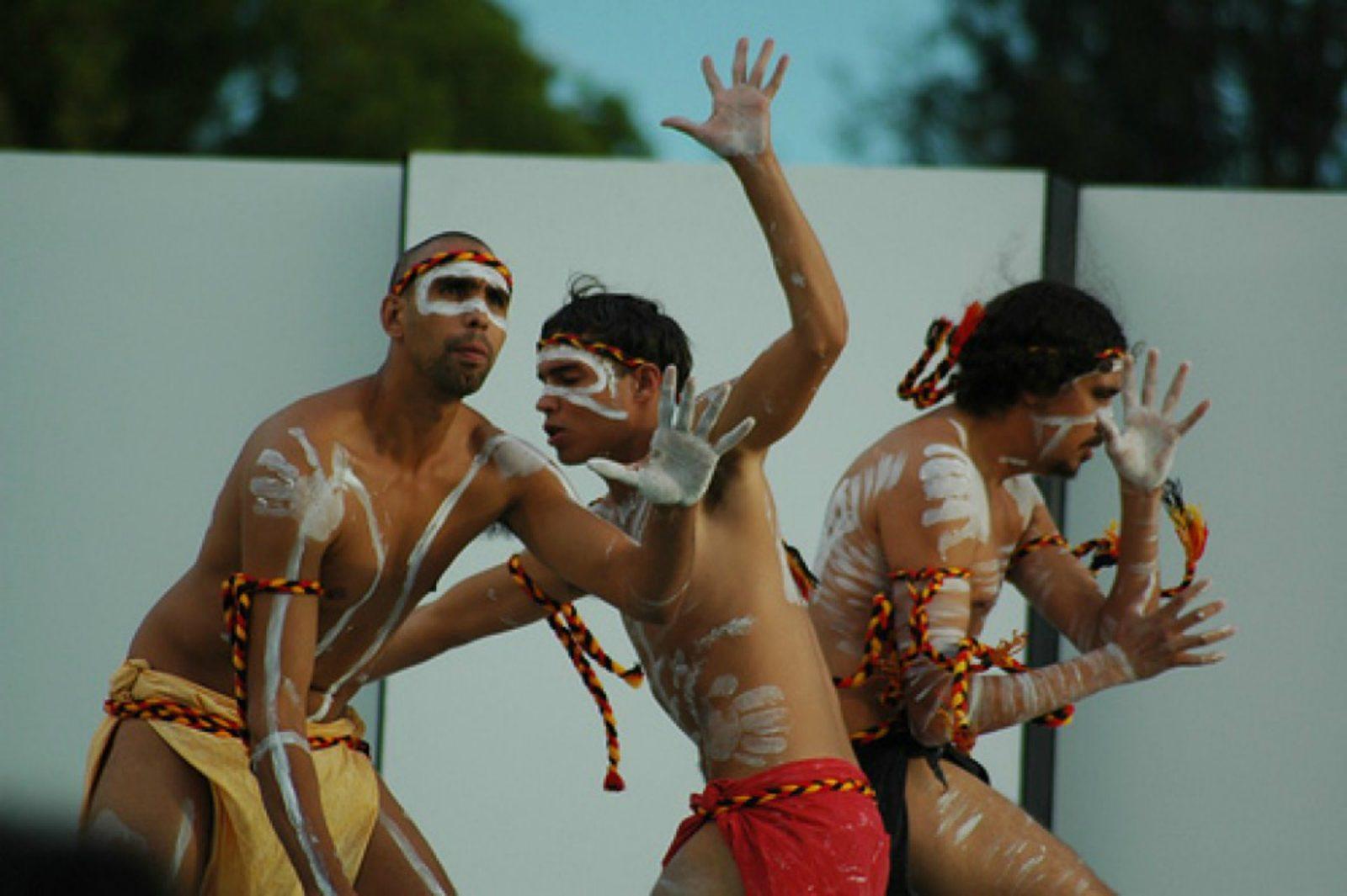 Wadumbah Aboriginal Dance Group, Karawara, Western Australia