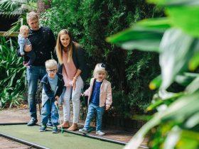 Wanneroo Botanic Gardens Mini Golf, Wanneroo, Western Australia