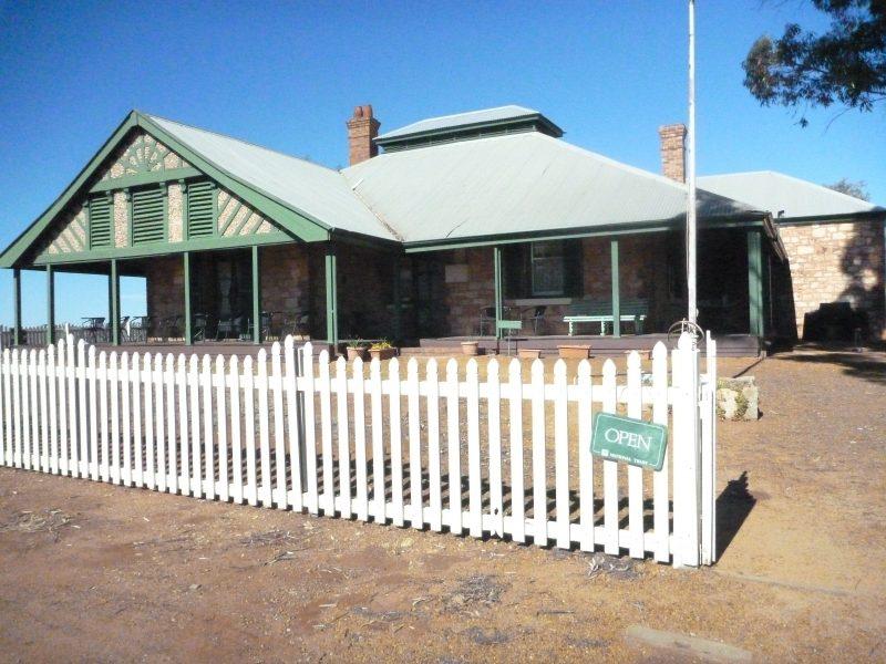 Warden Finnerty's House, Coolgardie, Western Australia
