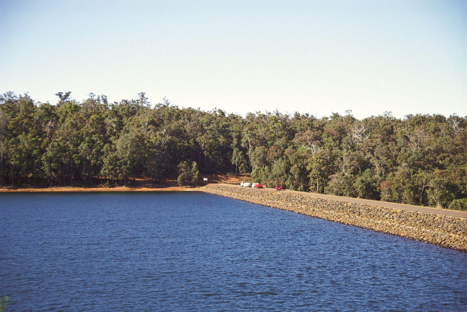 Waroona Dam, Waroona, Western Australia