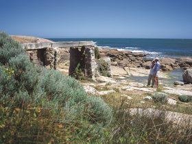 Water Wheel, Augusta, Western Australia