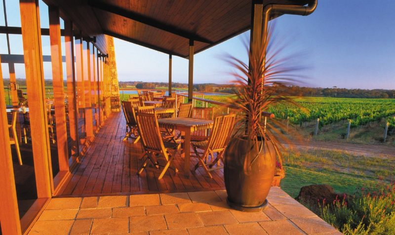 Watershed Winery, Margaret River, Western Australia
