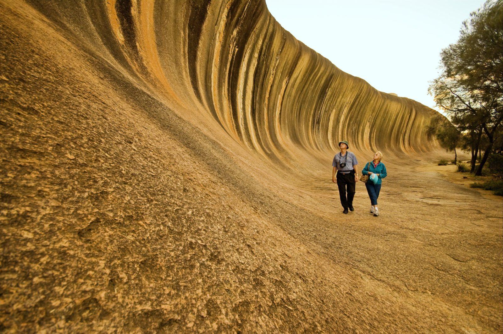Wave Rock, Hyden, Western Australia