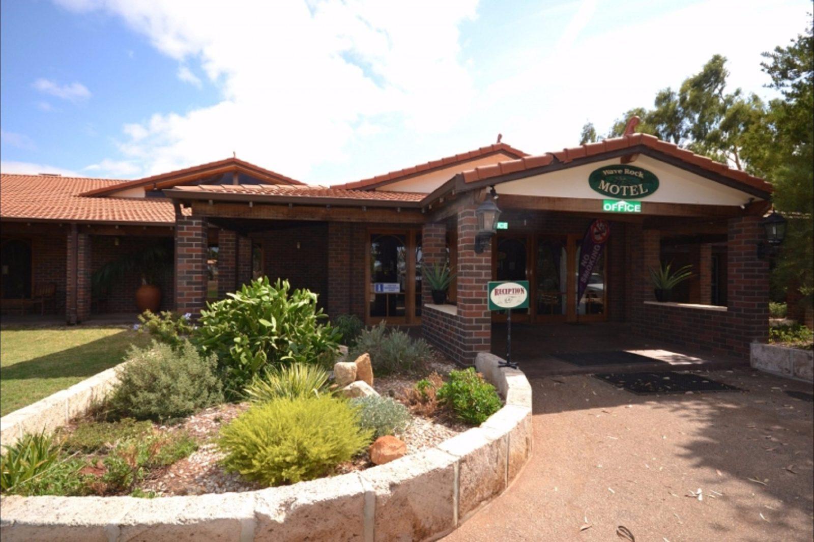 Wave Rock Motel, Wave Rock, Western Australia