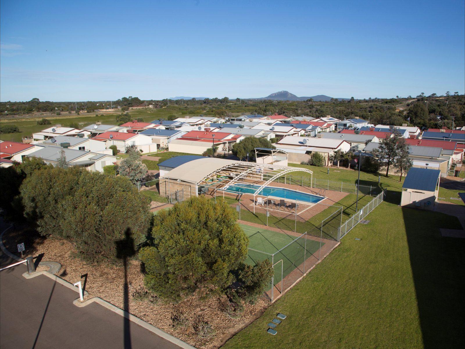 Wavecrest Village Tourist Park, Hopetoun, Western Australia