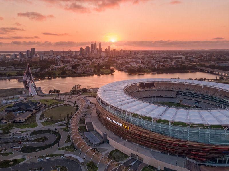 AFL 2019   Round 2, Burswood, Western Australia