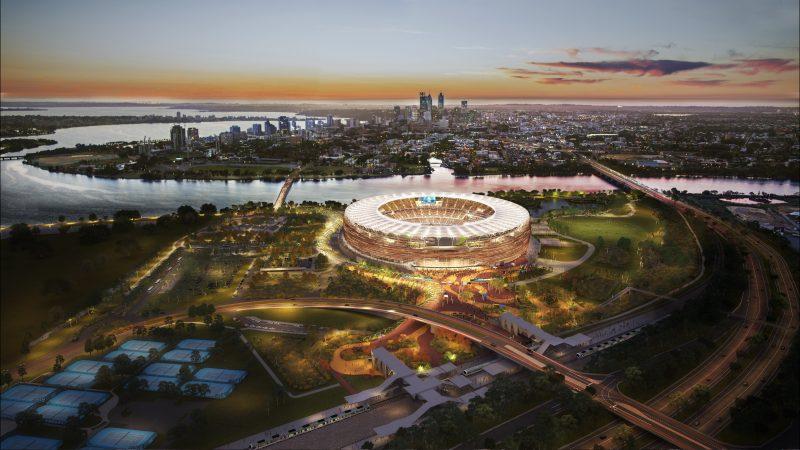 AFL 2018, Burswood, Western Australia
