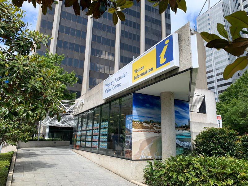 Western Australia Visitor Centre, Perth, Western Australia