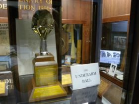 Western Australian Cricket Association Museum, Perth, Western Australia