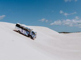 Westside Tours, Lancelin, Western Australia