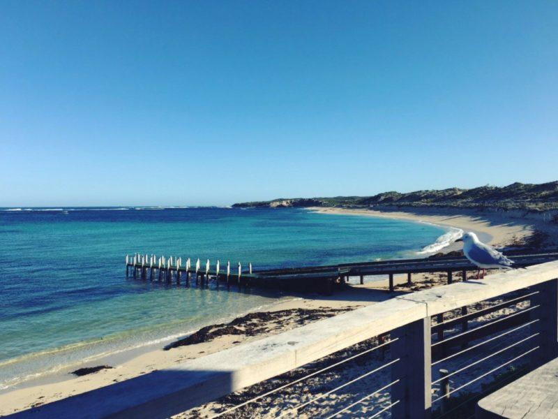 White Elephant Beach Cafe, Margaret River, Western Australia