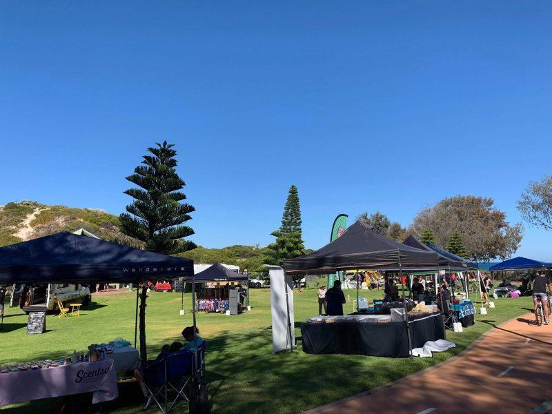 Whitfords Nodes Market/Food Trucks, Hillarys, Western Australia