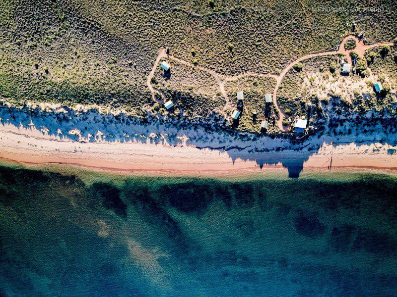 Wilderness island Safari Holidays, Exmouth, Western Australia