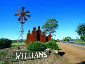 Williams, Western Australia