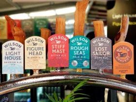 Wilson Brewing Company, McKail, Western Australia