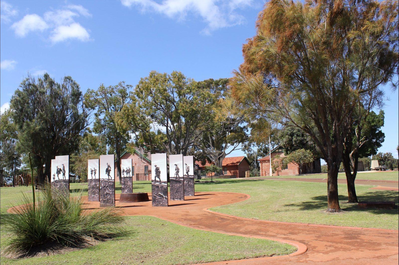 Wireless Hill Park, Western Australia
