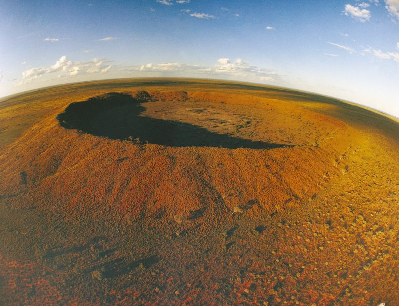 Wolfe Creek Crater National Park, Western Australia