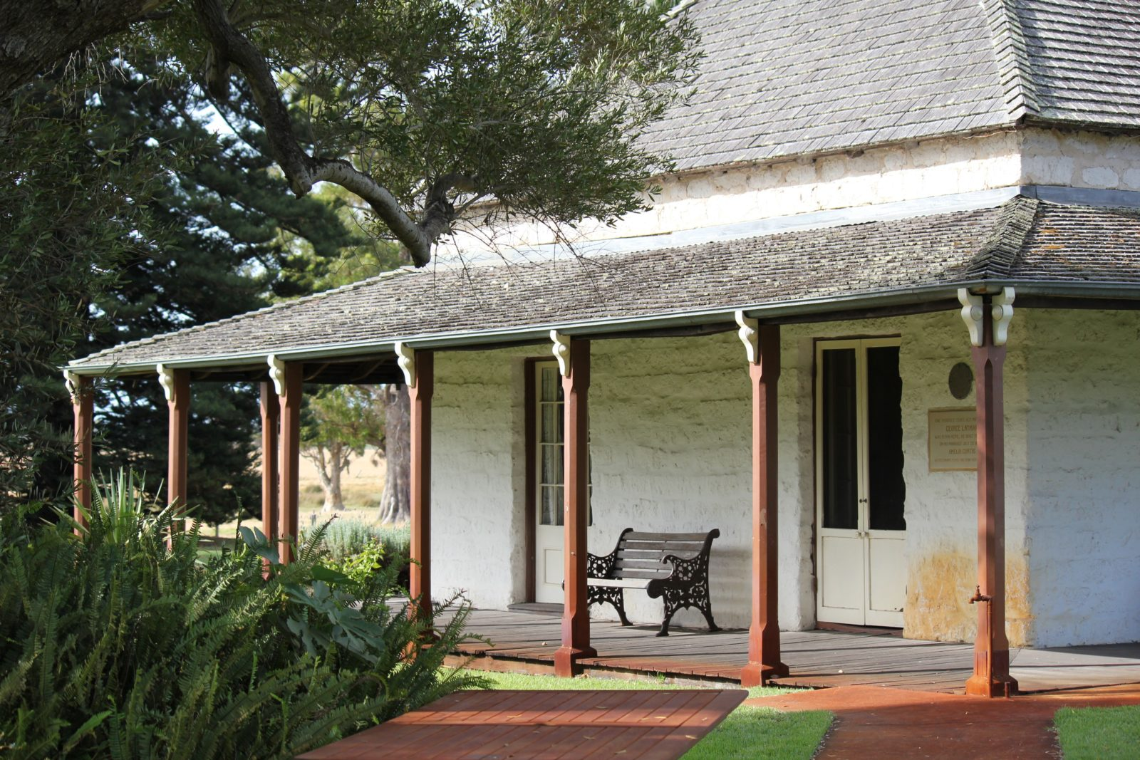 Wonnerup House, Wonnerup, Western Australia