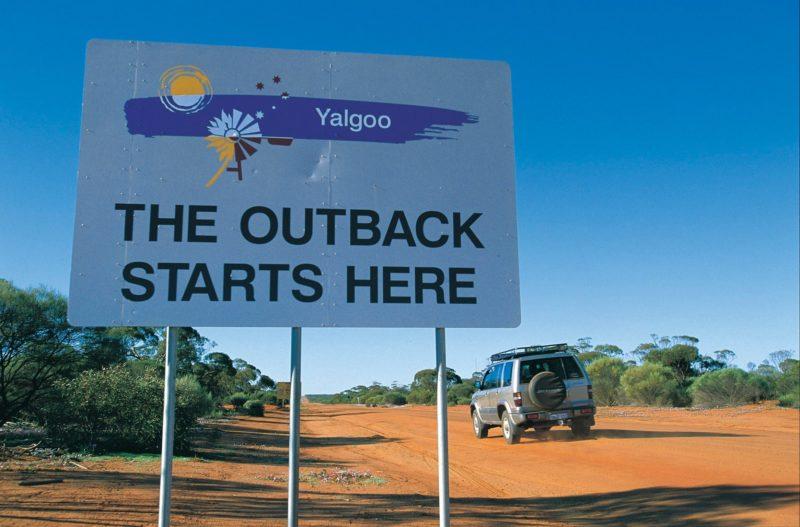 Wool Wagon Pathway, Western Australia