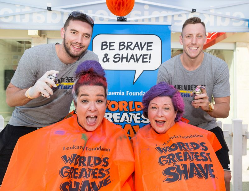 World's Greatest Shave 2019, Perth, Western Australia