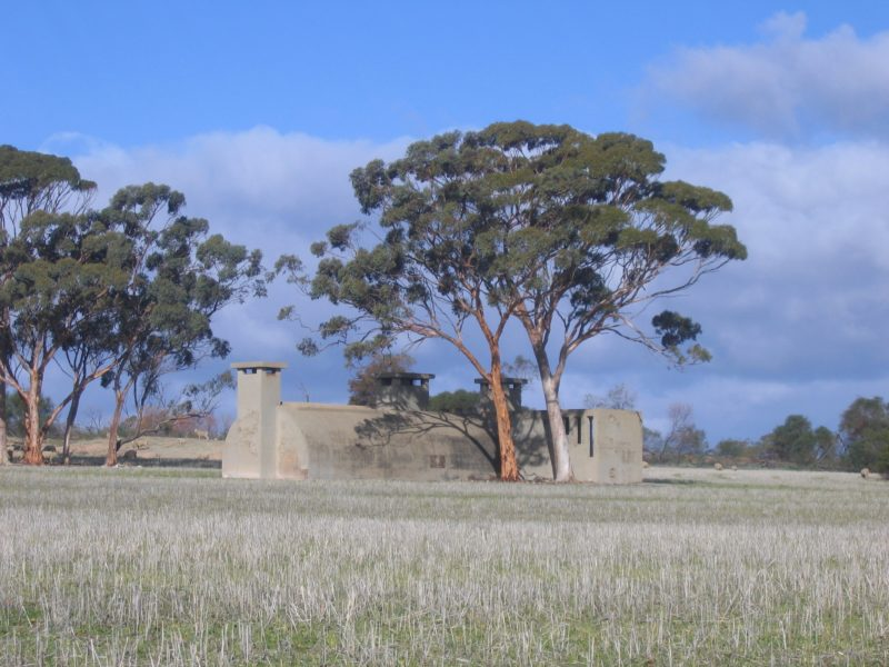 World War II Sites, Merredin, Western Australia
