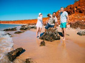 Wula Gura Nyinda Eco Cultural Adventures, Shark Bay, Western Australia