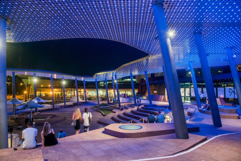 Yagan Square, Perth, Western Australia
