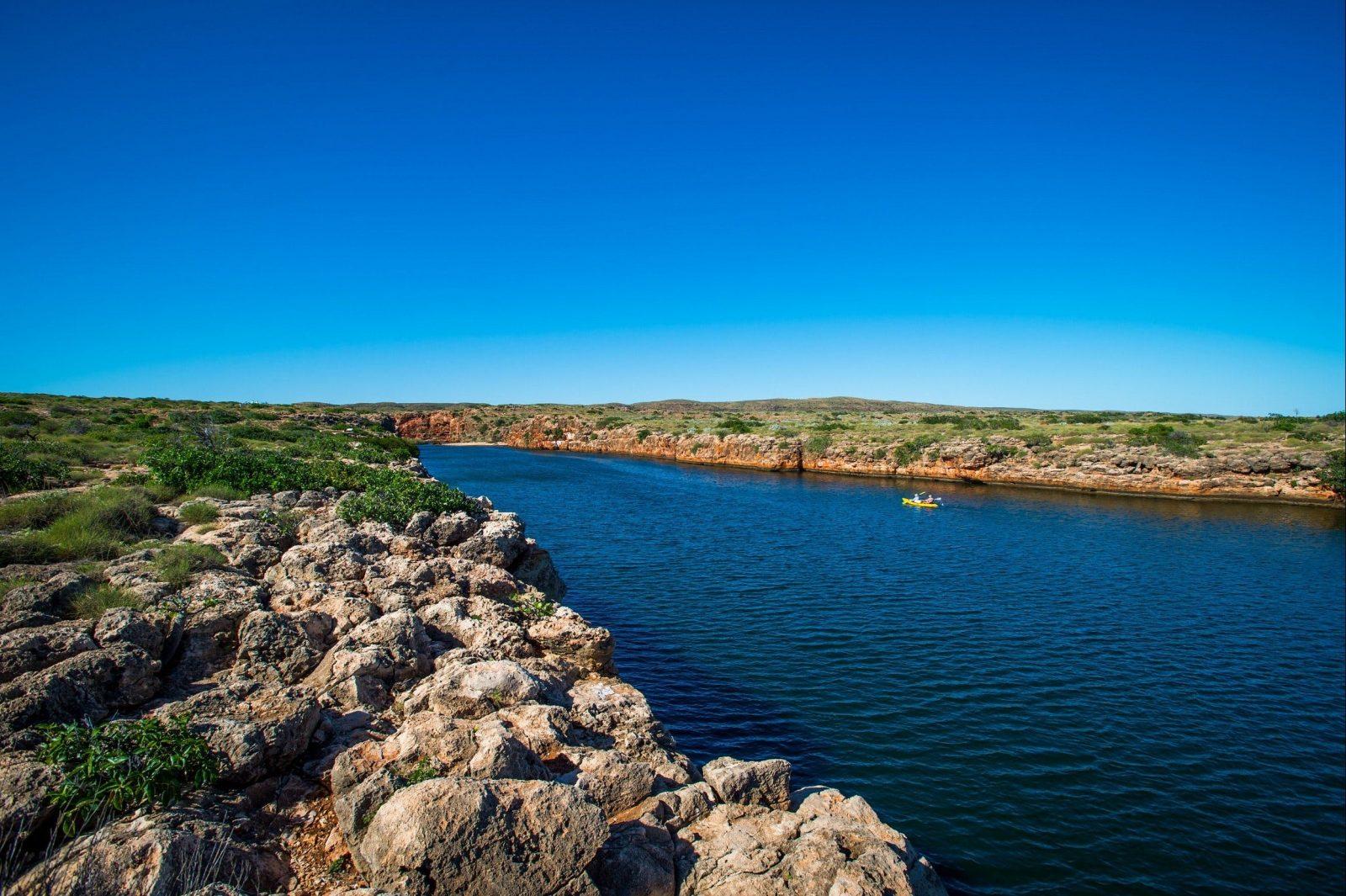 Yardie Creek, Cape Range National Park, Exmouth, Western Australia