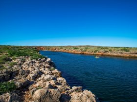 Yardie Creek, Cape Range National Park, Exmouth, Western Australia