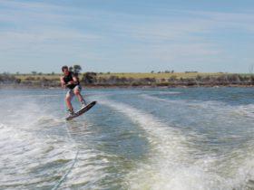 Yenyening Lakes, Bally Bally, Western Australia