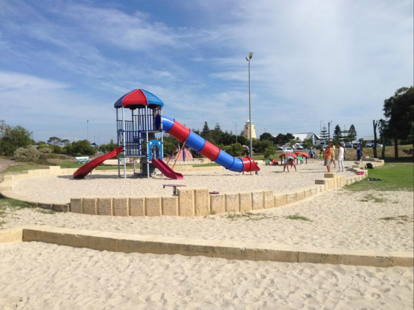 Yoganup Playground, Busselton, Western Australia