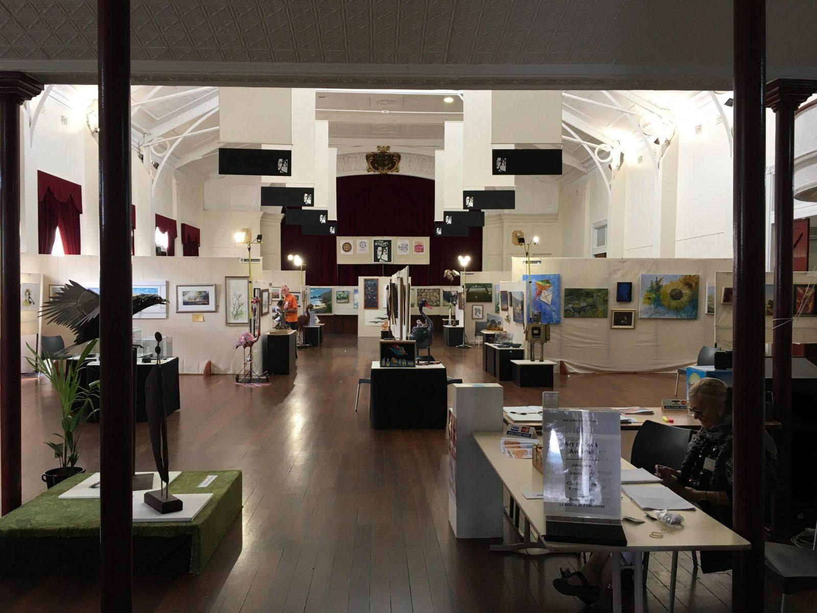 York Art and Craft Awards, York, Western Australia