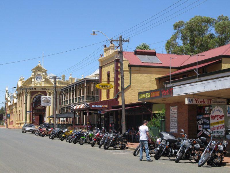 York Motel, York, Western Australia