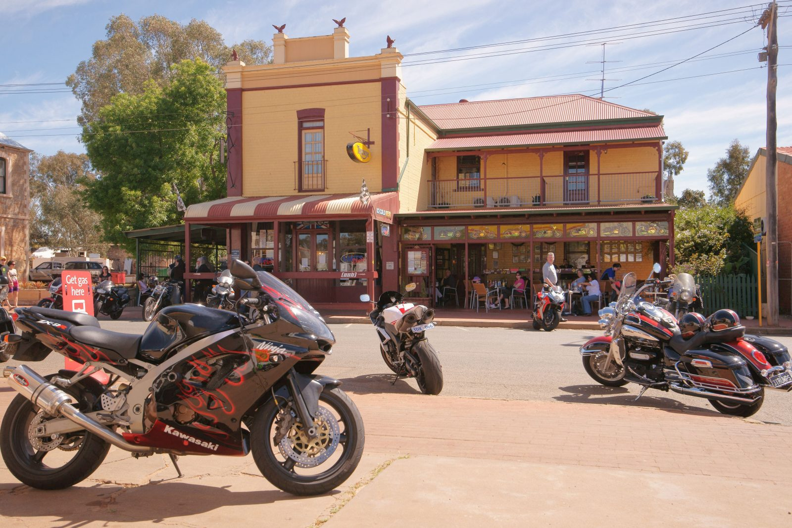 York Motorcycle Festival, York, Western Australia
