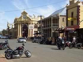 York Town Hall, York, Western Australia