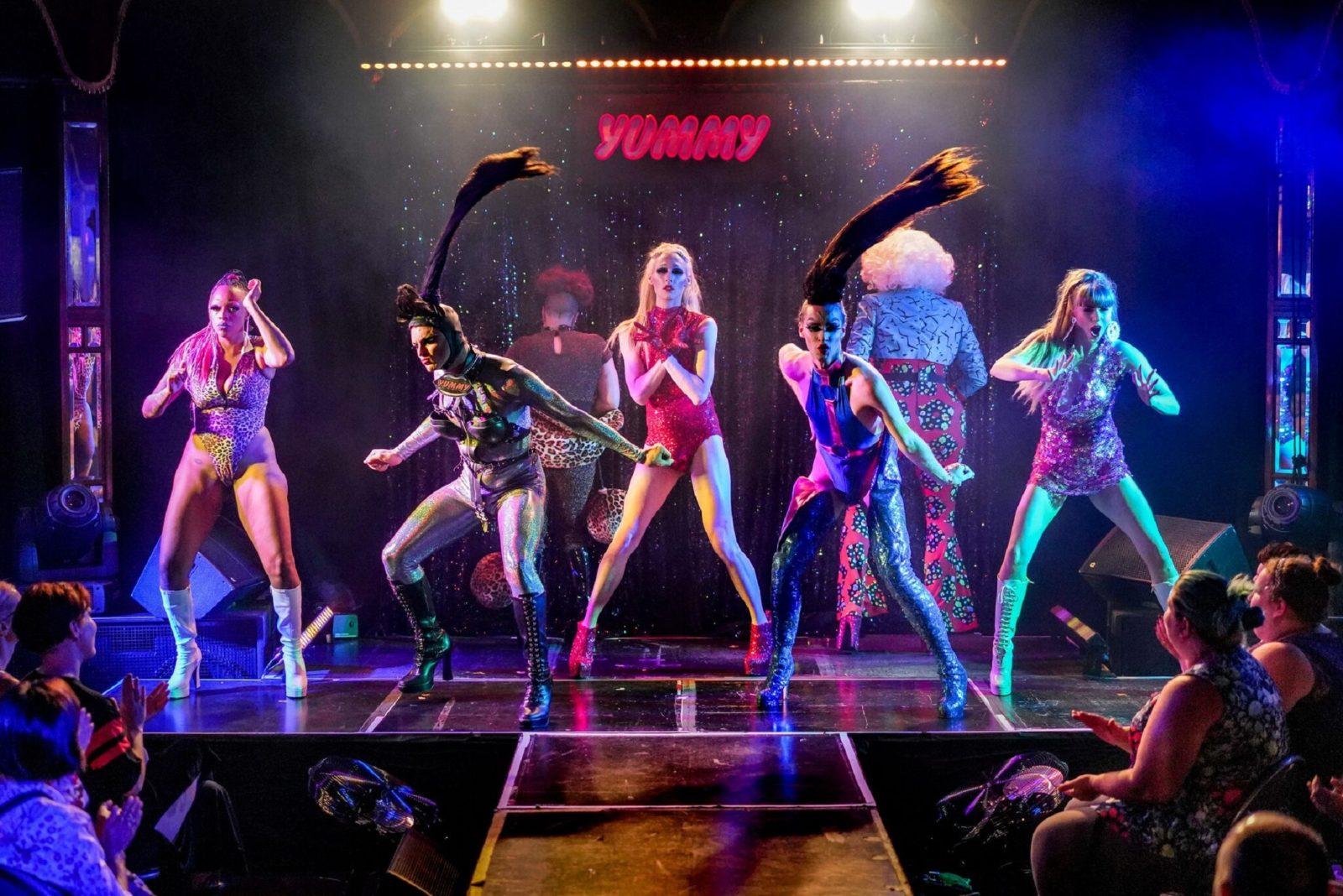 Yummy Deluxe - Fringe World, Perth, Western Australia