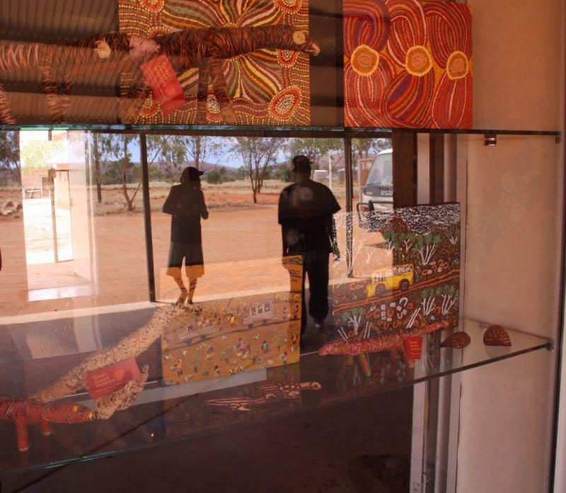 Yurliya Art Gallery, Ngaanyatjarra-Giles, Western Australia